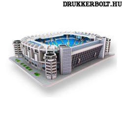 Real Madrid puzzle (Santiago Bernabeu Stadion) - eredeti Real Madrid 3D kirakó