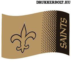 New Orleans Saints zászló -hivatalos  NFL zászló (eredeti, hologramos klubtermék)