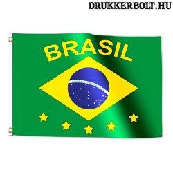 Brazíliia óriás zászló (90x150 cm) - brazil válogatott zászló
