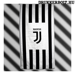 Juventus FC óriás törölköző  - csíkos Juventus strandtörölköző