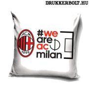 AC Milan kispárna kb.40x40 cm-es méretben