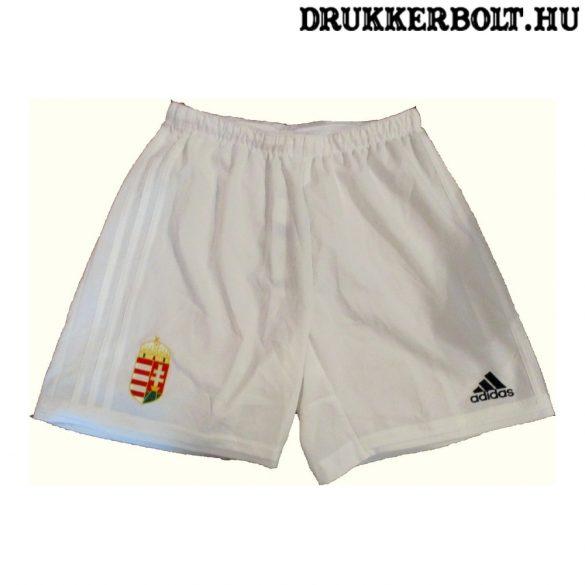 Adidas Magyar válogatott short / sort (fehér) - hivatalos idegenbeli short
