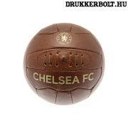 Chelsea retro bőrlabda - eredeti gyűjtői termék!