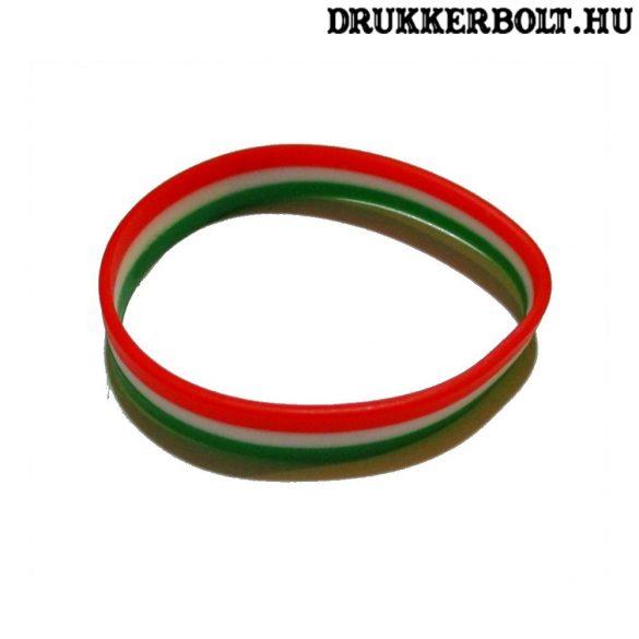 Magyarország szilikon csuklópánt / karkötő - szurkolói termék