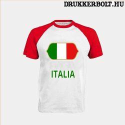 Olasz válogatott szurkolói póló - Italia póló (pamut)