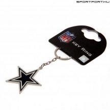 Dallas Cowboys NFL kulcstartó - eredeti, hivatalos klubtermék