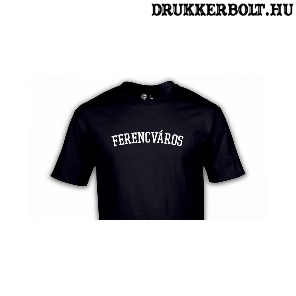 Ferencváros póló - Fradi szurkolói póló (fekete) - Magyarország ... d55d2f8d12