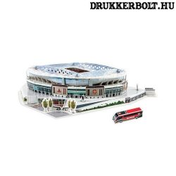 Arsenal puzzle (Emirates Stadium) - eredeti Gunners termék (3D Arsenal kirakó)