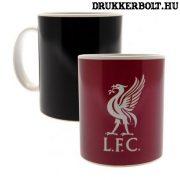 Liverpool bögre - hőképes bögre (meleg ital hatására jelenik meg a logó)