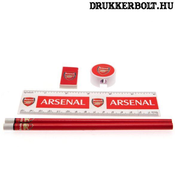 Arsenal 5 darabos iskolai szett - eredeti, liszenszelt klubtermék!