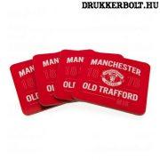 Manchester United poháralátét - hivatalos Manchester United söralátét
