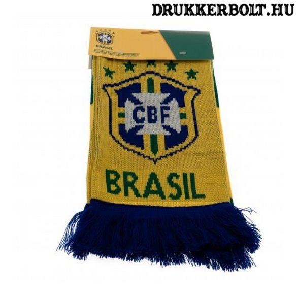 Brazília sál - eredeti brazil szurkolói sál (hivatalos, hologramos termék)