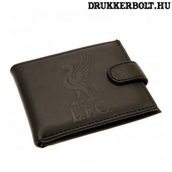 Liverpool FC bőr pénztárca - Pool pénztárca lopásgátló rfid tehnológiával
