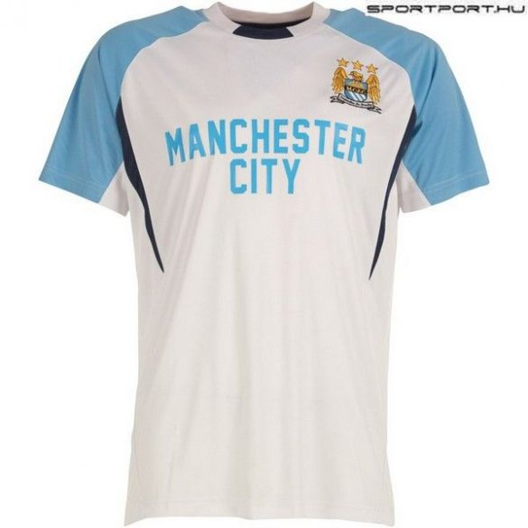 Manchester City hivatalos szurkolói póló / mez - eredeti klubtermék