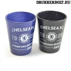Chelsea Fc felespohár szett - kupicás pohár Chelsea szurkolóknak