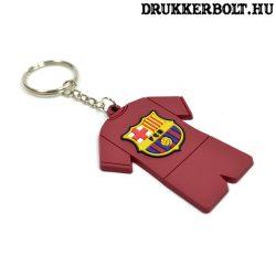 """FC Barcelona kulcstartó """"mez"""" - eredeti, hivatalos klubtermék"""