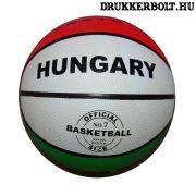 Hungary Basketball - kosárlabda magyar trikolor színben