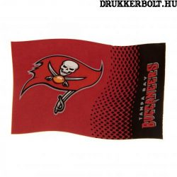 Tampa Bay Buccaneers zászló -hivatalos  NFL zászló (eredeti, hologramos klubtermék)