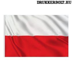 Lengyelország óriás zászló (90x150 cm) - lengyel válogatott zászló