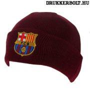FC Barcelona kötött sapka - Barcelona szurkolói sapka (bordó) c4445b07bc