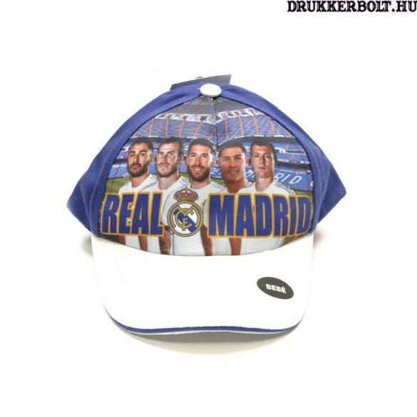 Real Madrid gyerek baseball sapka - hivatalos RM klubtermék