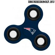 New England Patriots fidget spinner - Diztracto Spinnerz ujjpörgettyű kb.2 perces pörgési idővel! - eredeti, hivatalos NFL pörgettyű