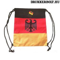 Németország tornazsák / zsinórtáska - német szurkolói termék