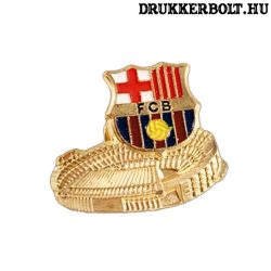 FC Barcelona kitűző / jelvény / nyakkendőtű (stadionos) eredeti klubtermék!!!