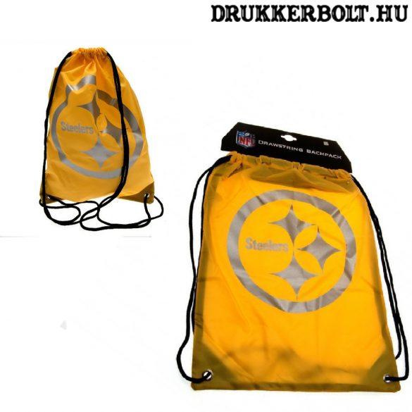 Pittsburgh Steelers tornazsák / zsinórtáska - eredeti, hivatalos NFL klubtermék