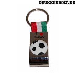 Magyar válogatott focilabdás sörnyitó (kulcstartó)