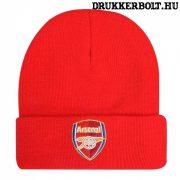 Arsenal FC piros sapka (kötött) - hivatalos klubtermék!