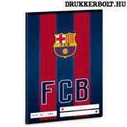 FC Barcelona füzet (sima) A/5 méretben (20-32)
