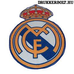 Real Madrid címer alakú óriás törölköző / fürdőlepedő (180 x 130 cm)