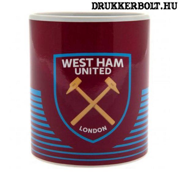 West Ham United feliratos bögre - hivatalos klubtermék