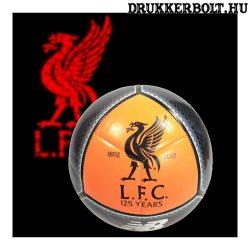 "Liverpool ""Fluo"" labda - normál (5-ös méretű)  címeres neon focilabda"