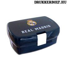 Real Madrid uzsonnás doboz - Real Madrid klubtermék (kék)