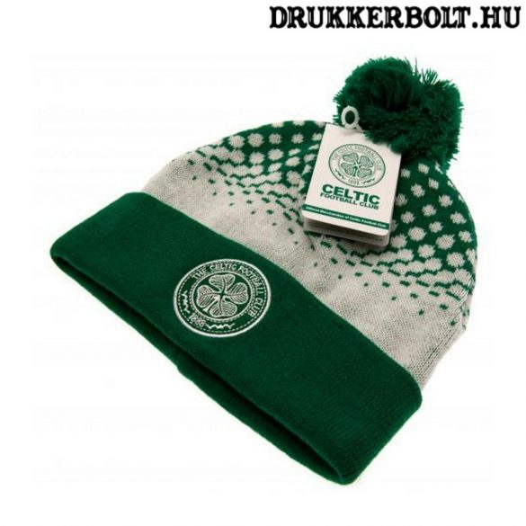 Celtic Glasgow kötött sapka - hivatalos Celtic klubtermék!
