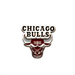 Chicago Bulls kitűző / jelvény / nyakkendőtű - eredeti Bulls klubtermék!!!