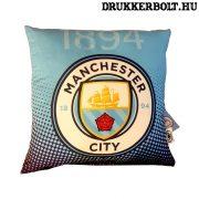 Manchester City kispárna (40 x 40 cm) - eredeti Man City párna
