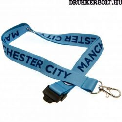 Manchester City nyakpánt / passtartó - hivatalos klubtermék