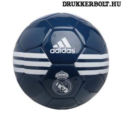 Adidas Real Madrid labda - normál méretű Real Madrid focilabda (kék)