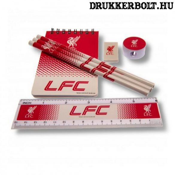 Liverpool FC 8 darabos iskolai szett - eredeti, liszenszelt klubtermék!!!