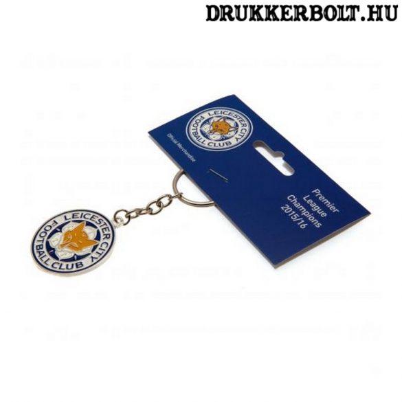 Leicester City kulcstartó - eredeti, hivatalos klubtermék
