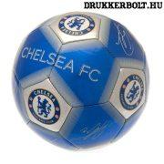 """Chelsea FC """"Signature"""" labda - normál (5-ös méretű) Chelsea címeres focilabda a csapat tagjainak aláírásával"""