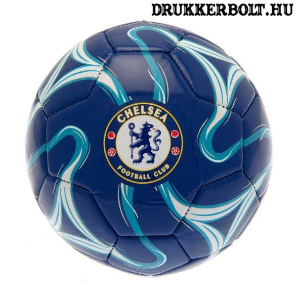 Chelsea Football - hivatalos Chelsea kék focilabda (5-ös, normál méretben)