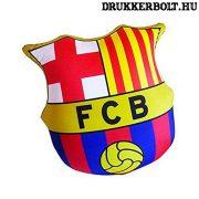 FC Barcelona kispárna - címer alakú FCB párna