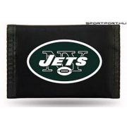 New York Jets pénztárca (eredeti, hivatalos NFL klubtermék)