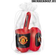 Manchester United fürdőszobai szett / tisztasági csomag - Man Utd szurkolói termék