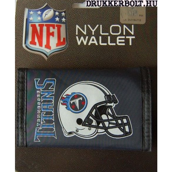 Tennessee Titans pénztárca (eredeti, hivatalos NFL klubtermék)