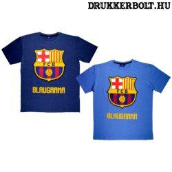 FC Barcelona szurkolói póló - eredeti, liszenszelt klubtermék